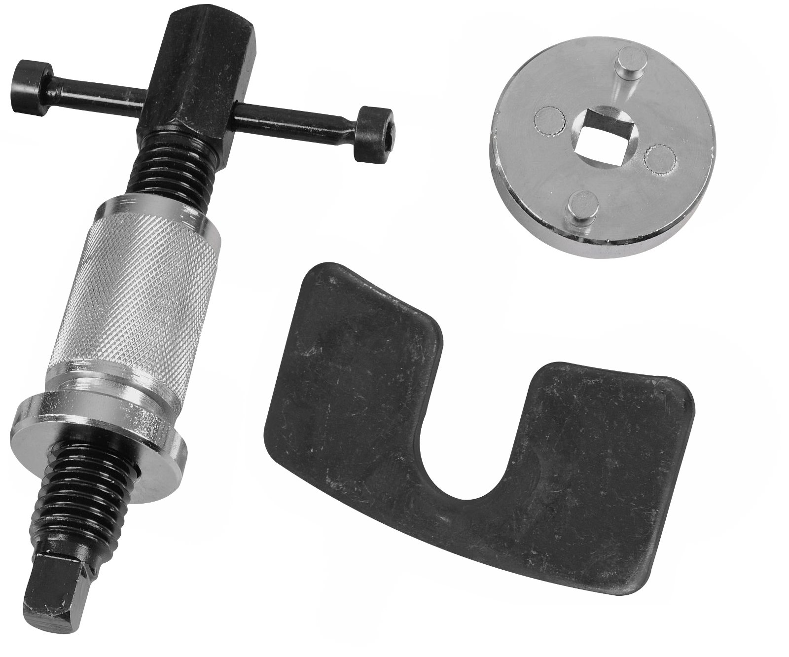 LARS360 Universal Bremskolbenrücksteller Bremskolbenrücksetzer Vorderachse Hinterachse mit extra Lange spindel für viele…