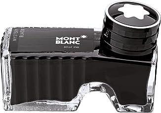Mont Blanc Ink Bottle, Mystery Black (105190) 60ml
