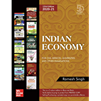 Indian Economy for Civil Services, Universities and Other Examinations | 12th Edition