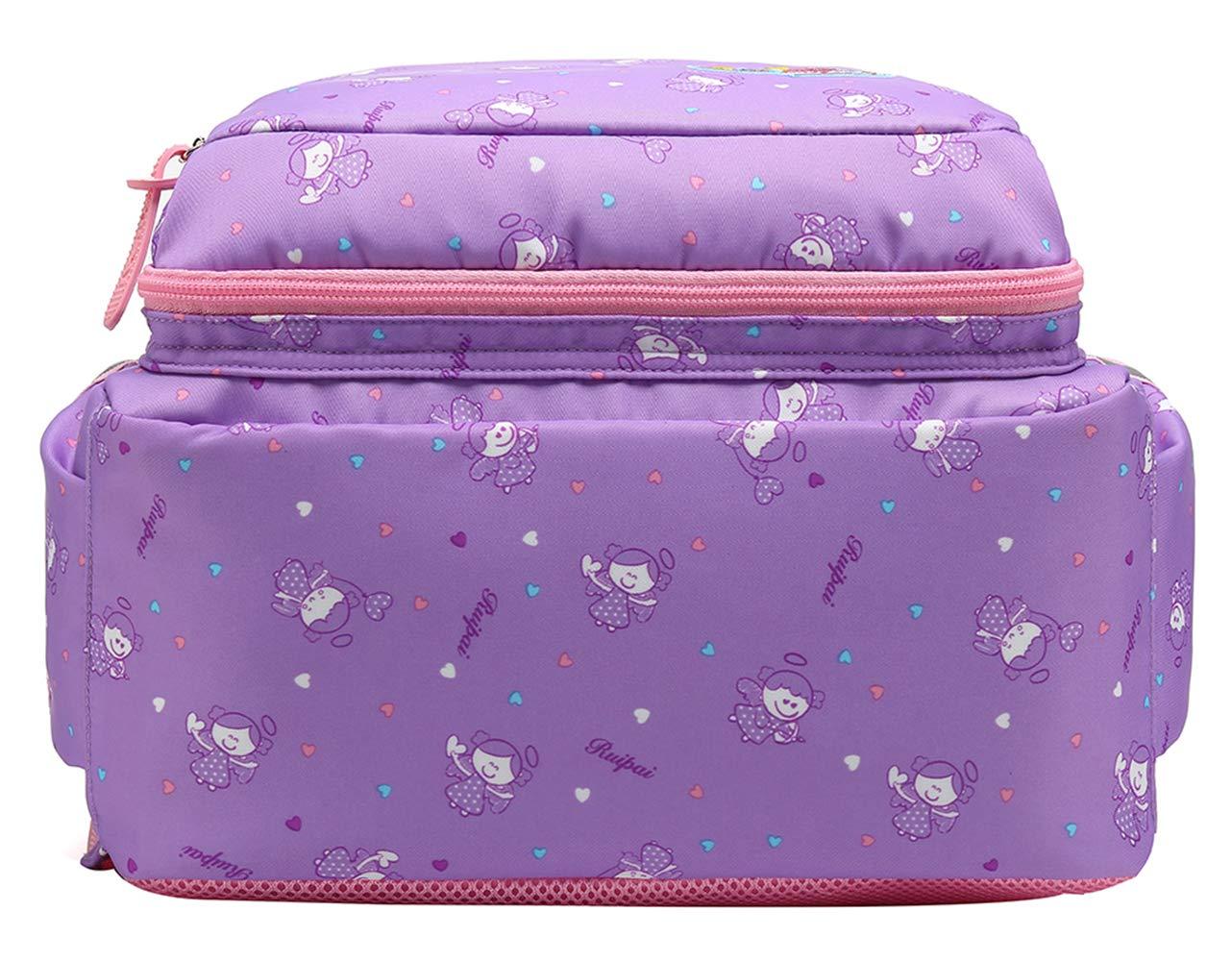 SellerFun UKXB106 – Mochila Infantil Niños, 16 L Style B Purple (Morado) – UKXB426B2