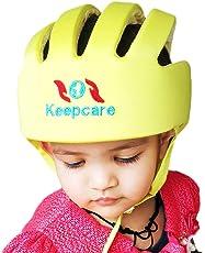keepcare Baby's Safety Helmet with Proper Ventilation (Lemon)