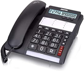 Switel TF535 schnurgebundenes Grosstastentelefon, extra laut