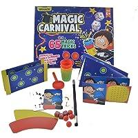 BRANDA WP Magic Carnival Magic Set - 65 Tricks - Magic Illusion Tricks Trick Magician