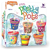 Toykraft : Candles From Pretty Pots | Kids Painting Kit | DIY Candle Making Kit for age 8 9 10 | Art And Craft Activity | Gif