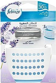Febreze Small Spaces Lavender Air Freshener Starter Kit 1 Count