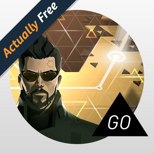 Deus Ex GO, Lara Croft GO und Hitman GO für Android via Amazon Underground kostenlos