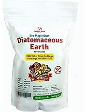Casa De Amor Eco Magic Food Grade Diatomaceous Earth Effective Organic Eco Friendlly Safe Pest Control 900g
