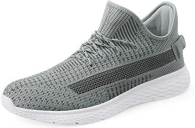 Sneaker da Uomo - Scarpe Casual da Passeggio Moda Sneaker Antiscivolo Mocassino da Ginnastica Sportiva da Corsa All'Aperto