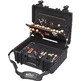 Wiha gereedschapsset Elektriciens Competence XL gemengd 80-delig in koffer (40523) XL gemengd 80-delig. multicolor