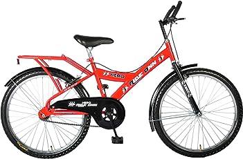 Hero Ride Onn 24T Single Speed Mountain Bike  15-inches (Red)