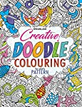 Colouring is a creative and novel way to relax. Creative Doodle Colouring- 32 unique designs for adults to colour in. A perfect mood boosting book that will spark your imagination and help you have hours of fun. Pick up your choice of colouring tool,...