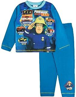Fireman Sam Boys Pyjamas Sam to The Rescue 18M to 4-5Y