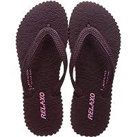 RELAXO Women's Al0012l Flip-Flops