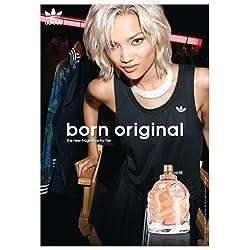 Adidas Born Original Eau De Parfum For Her Woda perfumowana dla kobiet 75ml
