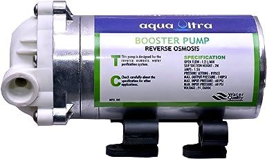 Aqua Ultra G100 Booster Pump for Water Purifier