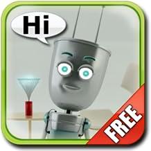 Talking Rumba Robot