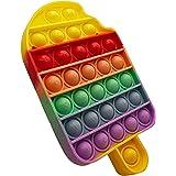 Fidget Toys Pop It Glace Poppit Antistress Popites popits Popites Ice Cream Fidget Toys Pack Fidget Sensory Gadget Autisme se