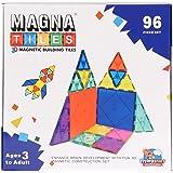 FLYING START Magna Tiles 3D Magnetic Construction Building Blocks (96 Pcs)