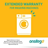 Onsitego 1 Year Extended Warranty for Washing Machines up to Rs.12000 For B2B
