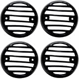 R.J.VON Rear Customized Indicator light Grill Black For - Royal Enfield Classic 350/500 CC/Classic Chrome/Electra,350…