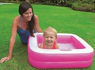 Intex Play Box Pools, Pink