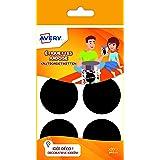 AVERY - Sachet de 30 étiquettes rondes ardoise, Diamètre 48mm,