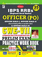 KIRAN'S IBPS RRBS OFFICER (PO) CWE VII PRELIMINARY EXAM PRACTICE WORK BOOK ENGLISH