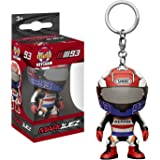 Toodles Dolls play with me Tminis Keyring Official - Marc Márquez Helmet MM93 Keychain - Llavero