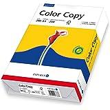 Papyrus 88007861 Drucker-/Kopierpapier, Farblaserpapier ColorCopy 200 g/m ², DIN A4 250 Blatt, Hochglatt, hochweiß