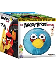 Angry Birds + Blue Bird Plush