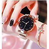 Rishtey Magnetic Strap Styish Luxury Analog Watch for Women and Girls