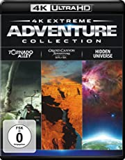 IMAX: 4K Extreme Adventure Collection  (4K Ultra HD) [Blu-ray]