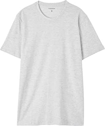 TERRANOVA T-Shirt Collo Rotondo Tinta Unita Uomo