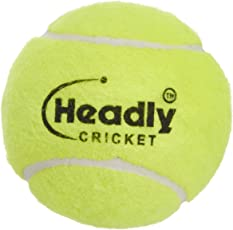 Silver's Headly Light Cricket Tennis Ball, Pack of 6
