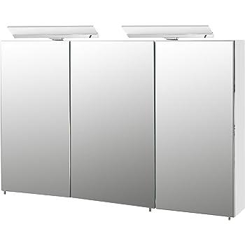 Galdem start120 spiegelschrank holz 120 x 70 x 15 cm for Amazon spiegelschrank