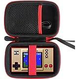 Aenllosi Hård väska fodral för Game & Watch Nintendo Console (för Super Mario Bros)