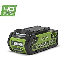 Greenworks Batterie 40V 2,5Ah Lithium-ion (sans chargeur) - 2925807