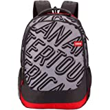 American Tourister Popin 31 Ltrs Grey Casual Backpack (FU4 (0) 08 001)