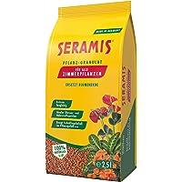 Seramis Ton-Granulat als Pflanzenerden-Ersatz für Topfpflanzen, Grün-, Blühpflanzen und Kräuter, Pflanz-Granulat, 2,5…
