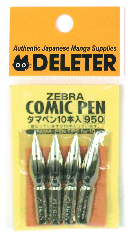 Fumetti penna di sfera Zebra (10 pezzi) (Giappone importazione / il pacchetto e il manuale sono scri