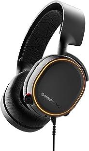 SteelSeries Arctis 5 - RGB-verlichte gaming headset - DTS Headphone:X v2.0 Surround - PC en PlayStation 4 - Zwart PC
