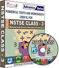 Complete exam preparation material for NSTSE Class 3 (1700+ Questions)