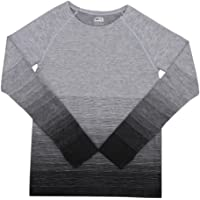 Brightup Women Fitness Yoga Sports Shirt Long Sleeve Workout Gym Quick Dry T-Shirt Tops