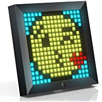Divoom Pixoo Pixel Art digital picture frame, programmable 16 * 16 RGB LED panel, Smart ...