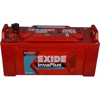 Exide Inva Plus Battery 150Ah/12V (Red)