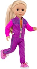 "Glitter Girls 14"" Doll Deluxe Tracksuit Outfit (5 Piece)"