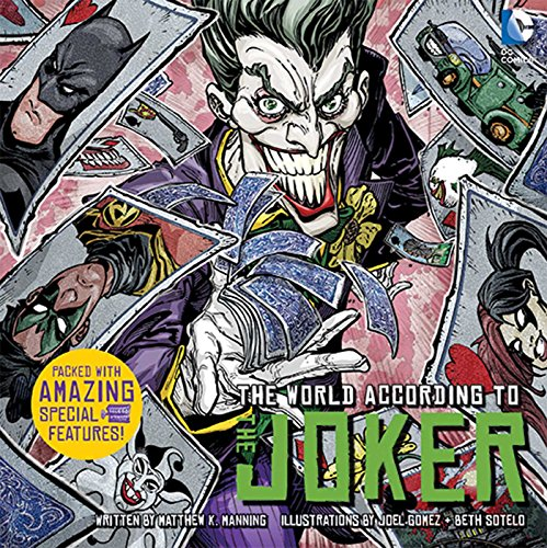 WORLD ACCORDING TO THE JOKER (Insight Legends)