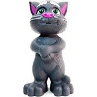 ASPIRE Talking Tom Cat for Kids Speaking Repeat What You Say-Birthday Intelligent Interactive Touching Gift Boys and Girl