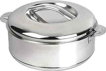 Stainless Steel Hot Pot 15 LTR