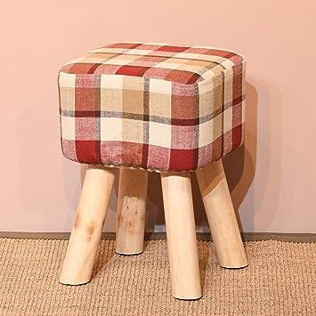 So Senden Hocker Haushalt Massivholz Sofa Kreative Mode Wohnzimmer Fr Schuh Abrichtbank Tuch Bank 6 Farben Vorhanden